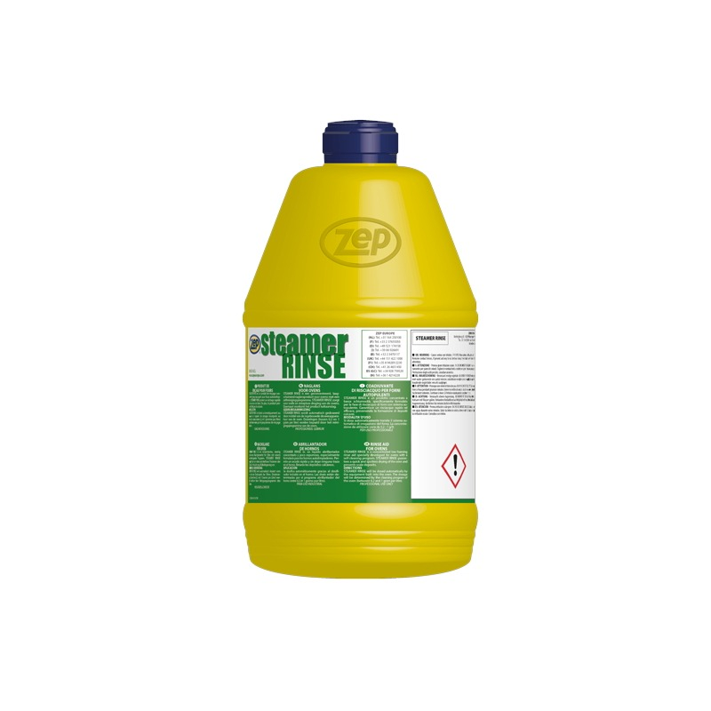 Zep Steamer Rinse